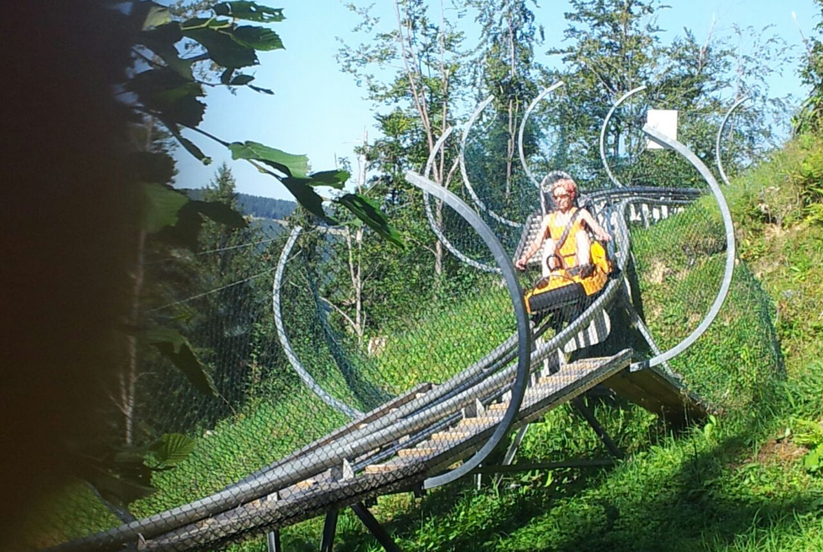 Alpsee Coaster in Ratholz